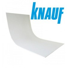 Гипсокартон арочный (гибкий) KNAUF (Кнауф) 2500*1200*6,5