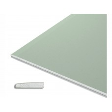 Гипсокартон потолочный влагостойкий Knauf (Кнауф) 9,5 мм, 2 м