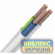 Провод ПВС НГ 3*1 КАБЛЕКС ГОСТ