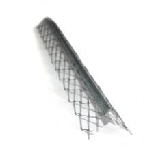Уголок ПВХ для мокрой штукатурки 3м
