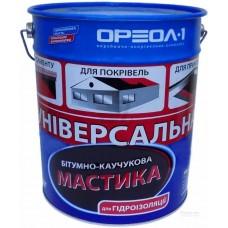 Ореол Мастика битумно-каучуковая 20кг