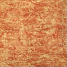 Самоклеющая 3д панель под кирпич кораловый мрамор 700*770*5мм