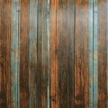 Самоклеющая 3д панель под дерево серо-коричневый 700*770*6,5мм