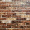 Самоклеющая 3д панель под екатеринославский кирпич коричневый 700*770*5мм