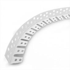 Уголок ПВХ арочный 2,5м