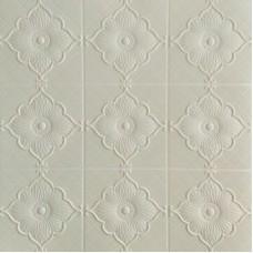 Самоклеющаяся 3D панель на потолок цветок 700x700x5,5мм