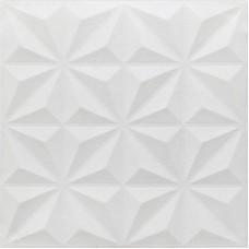 Самоклеющаяся 3D панель на потолок звезды 700x700x5мм