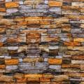 Самоклеющая 3д панель под кирпич камень песчаник 700*770*5мм