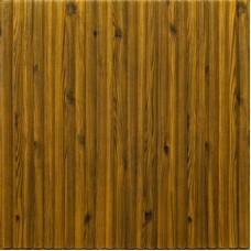 Самоклеющая 3д панель бамбук дерево 700*700*8мм