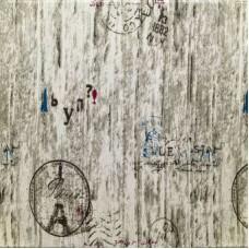 Самоклеющая 3д панель под дерево париж 700*700*5мм