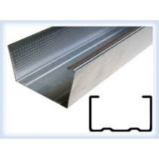 Профиль CW 75 3м (толщина 0,5мм)