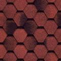 TILERCAT Prima битумная черепица красный