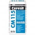 CERESIT СМ-115 Клеящая смесь 25кг