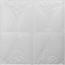 Самоклеющаяся 3D панель на потолок 700x700x5мм