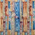 Самоклеющая 3д панель бамбук цветы 700*700*8мм