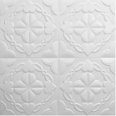 Самоклеющаяся 3D панель на потолок 700x700x9мм