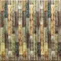 Самоклеющая 3д панель бамбук микс 700*700*8мм