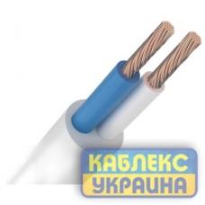 Провод ПВС НГ 2*1 КАБЛЕКС ГОСТ