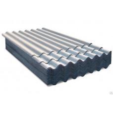 Шифер 8-волновой серый 1,13м*1,75м *5,8мм