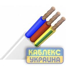 Шнур ШВВП НГ 3*1,5 КАБЛЕКС ГОСТ