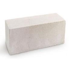 Кирпич силикатный белый полуторный