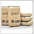 Цемент М-500 Заводская тара (50кг)