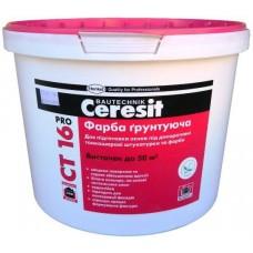 CERESIT СТ-16 Краска грунтующая 10л