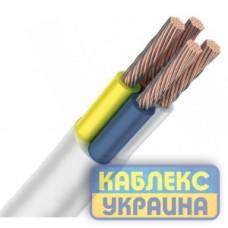 Провод ПВС НГ 4*2,5 КАБЛЕКС ГОСТ