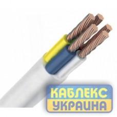Провод ПВС НГ 5*2,5 КАБЛЕКС ГОСТ