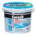 Затирка для швов CERESIT CE-40, 2кг