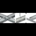 Профиль потолочный System-C 0.6м X(N)