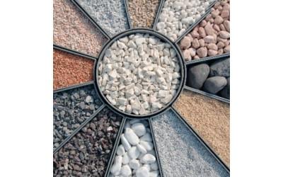 Сыпучие строительные материалы - песок, гранотсев, алебастр, гипс, керамзит