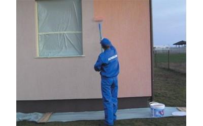 Фасадная краска, краска для наружных работ Харьков
